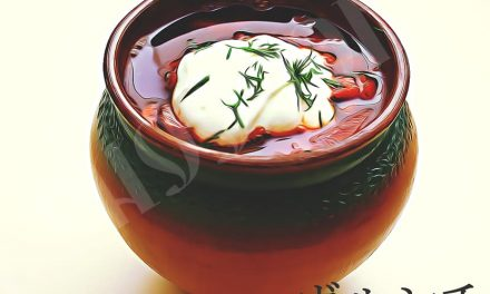 Ukrainian Borshch becomes more and more popular in Japan