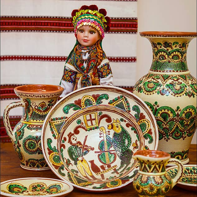 Ukrainian Kosiv hand-made ceramics is proposed to be added in the UNESCO Intangible Heritage List